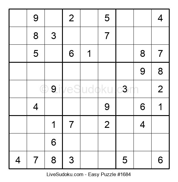 Beginners Puzzle #1684
