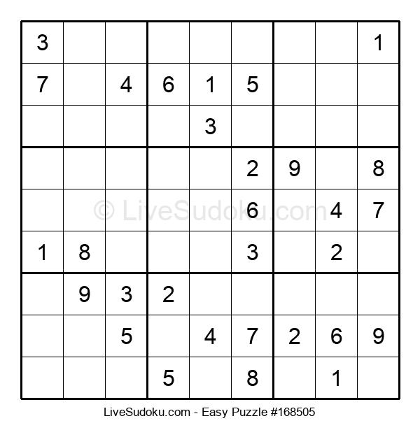 Beginners Puzzle #168505
