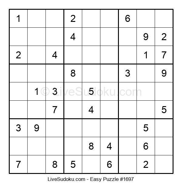 Beginners Puzzle #1697