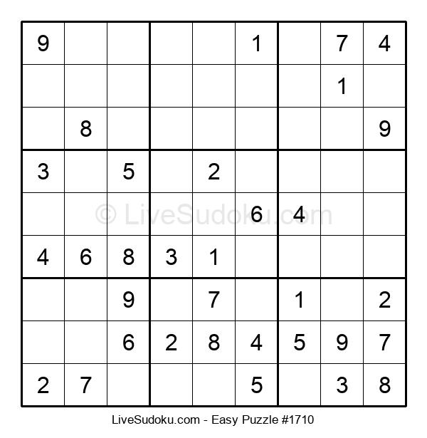 Beginners Puzzle #1710