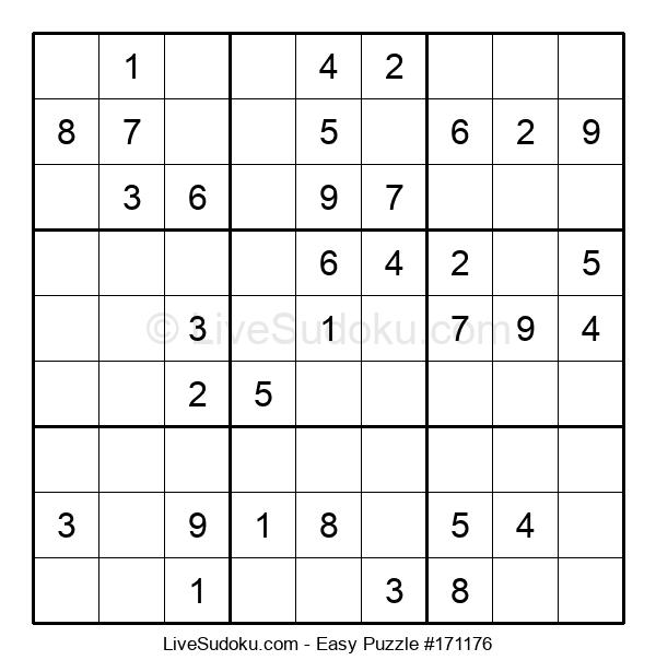 Beginners Puzzle #171176