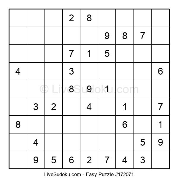 Beginners Puzzle #172071