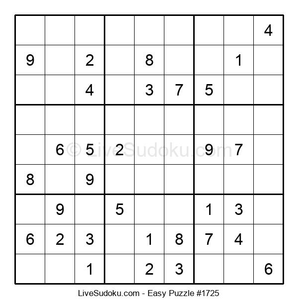 Beginners Puzzle #1725