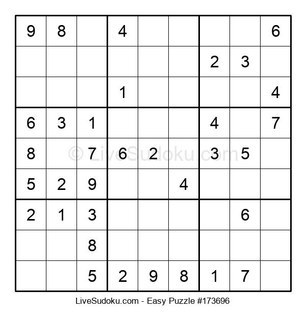 Beginners Puzzle #173696