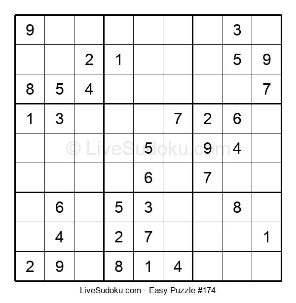 Beginners Puzzle #174