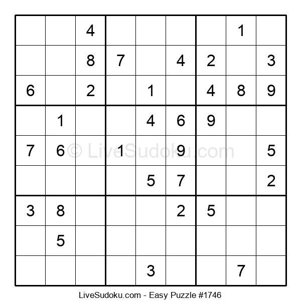Beginners Puzzle #1746