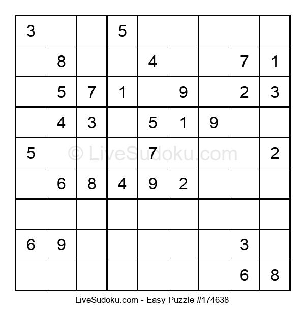 Beginners Puzzle #174638