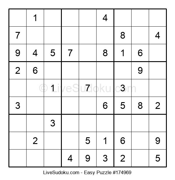 Beginners Puzzle #174969