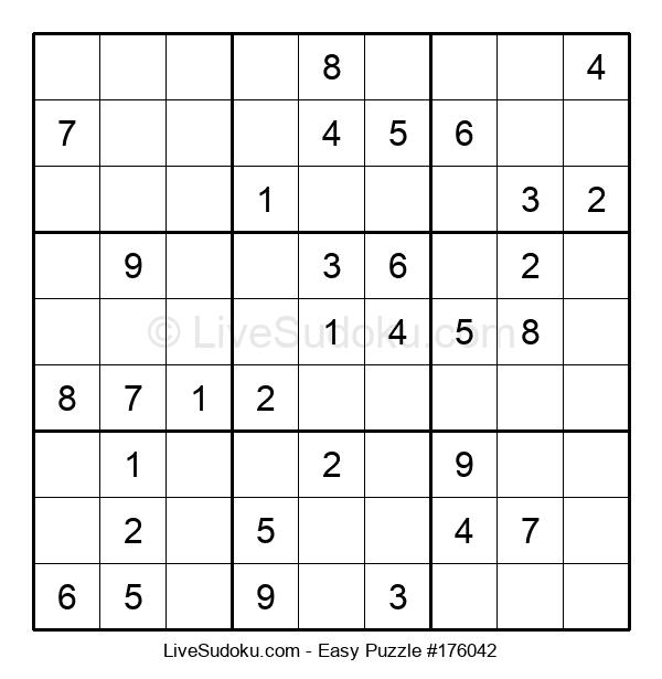 Beginners Puzzle #176042