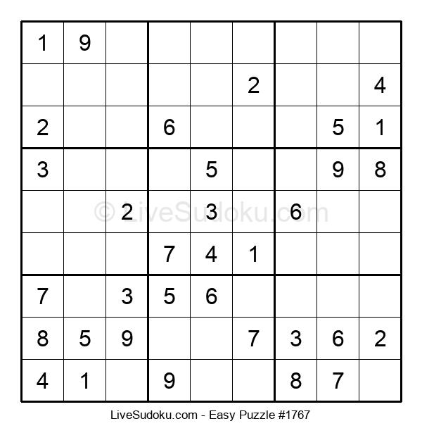 Beginners Puzzle #1767