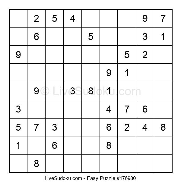 Beginners Puzzle #176980