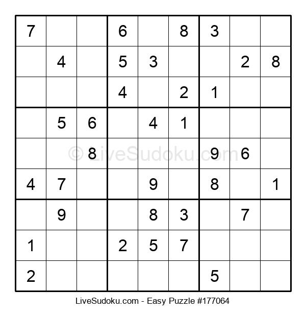 Beginners Puzzle #177064