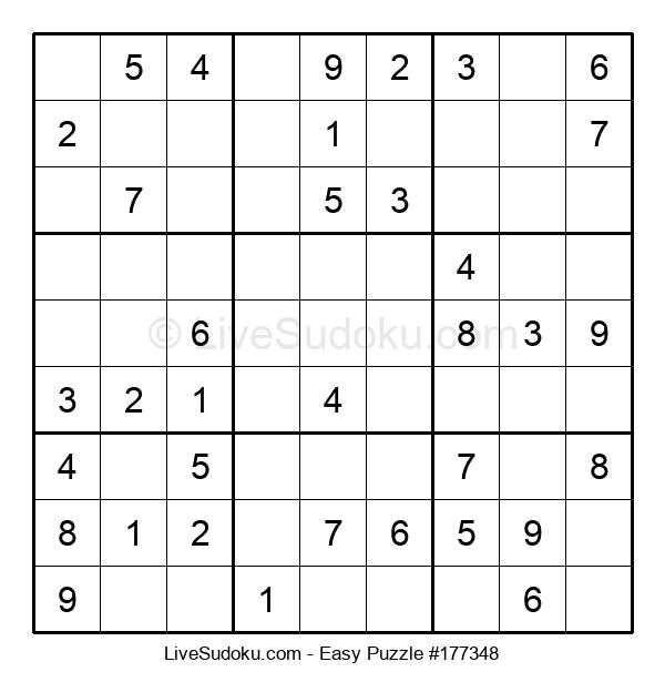 Beginners Puzzle #177348