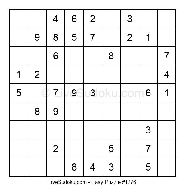 Beginners Puzzle #1776