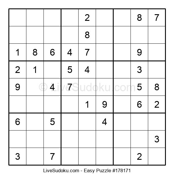 Beginners Puzzle #178171