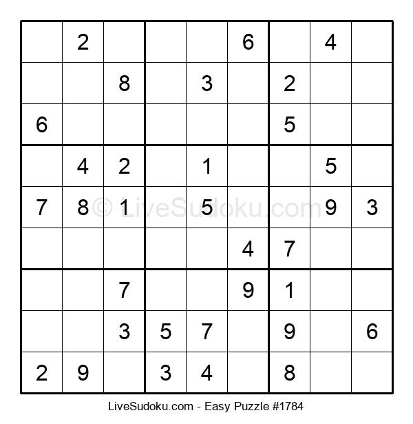 Beginners Puzzle #1784