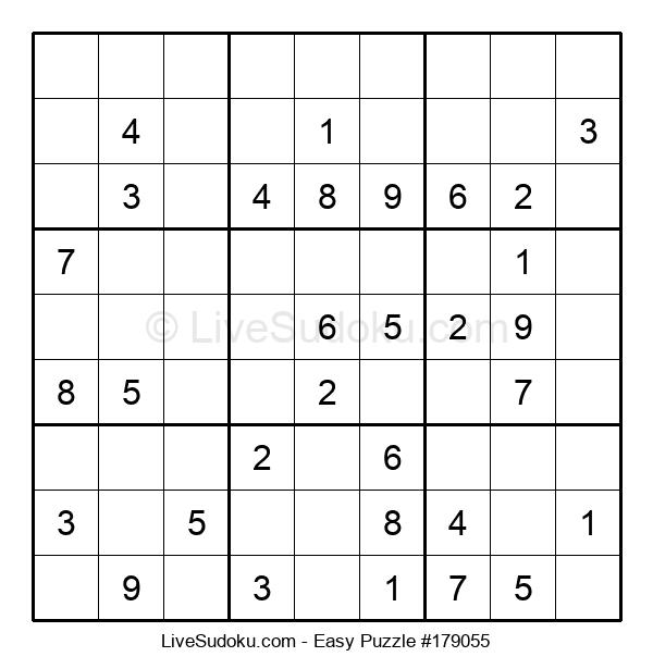 Beginners Puzzle #179055