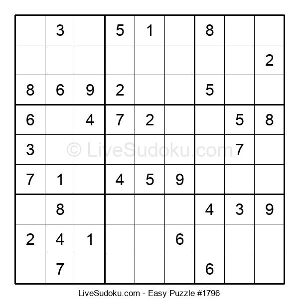 Beginners Puzzle #1796