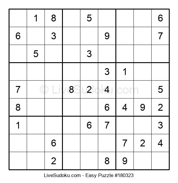 Beginners Puzzle #180323