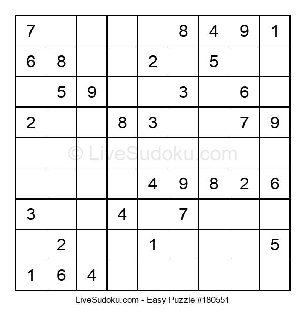 Beginners Puzzle #180551