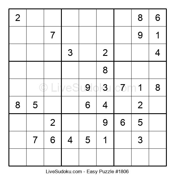 Beginners Puzzle #1806