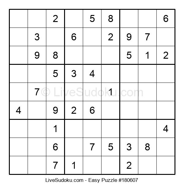 Beginners Puzzle #180607