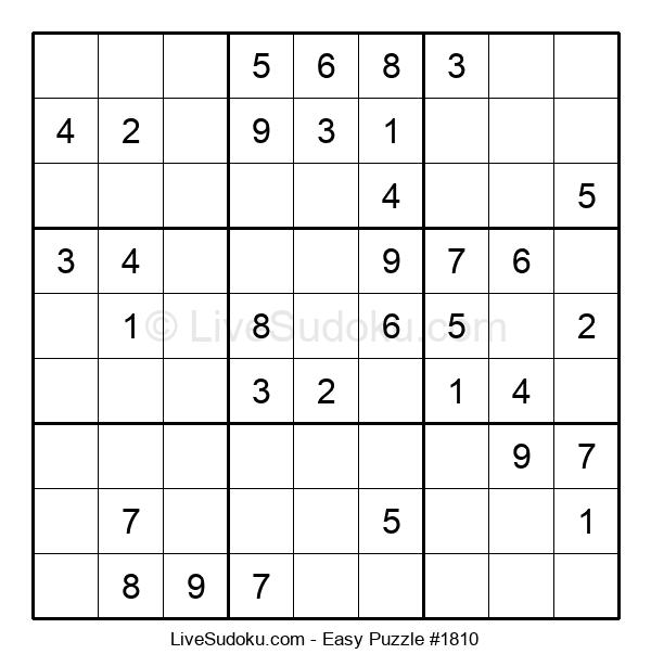 Beginners Puzzle #1810