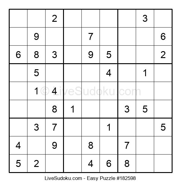 Beginners Puzzle #182598