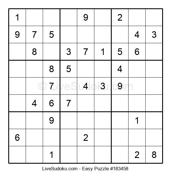 Beginners Puzzle #183458