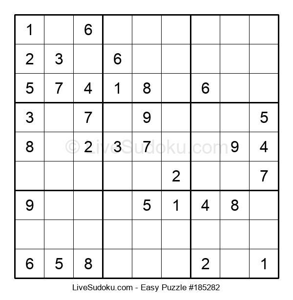 Beginners Puzzle #185282