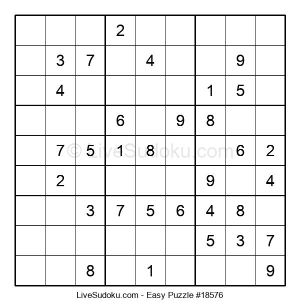 Beginners Puzzle #18576