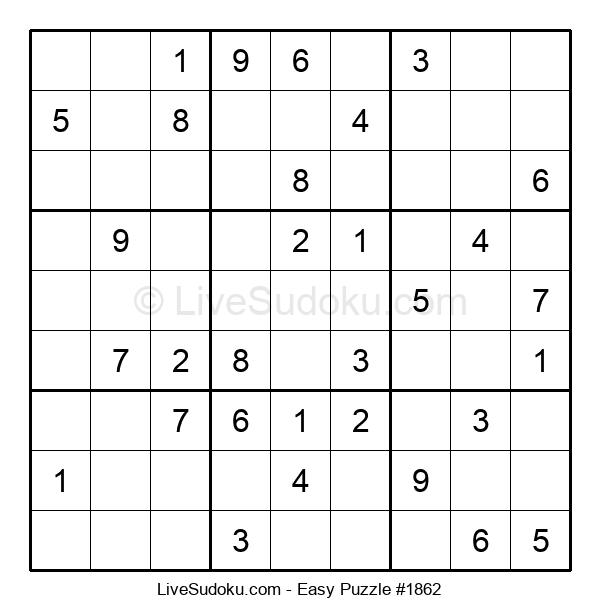 Beginners Puzzle #1862