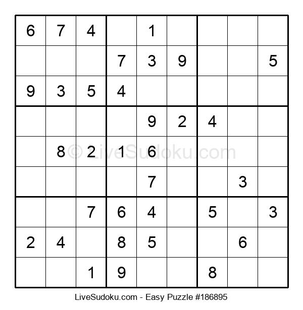 Beginners Puzzle #186895