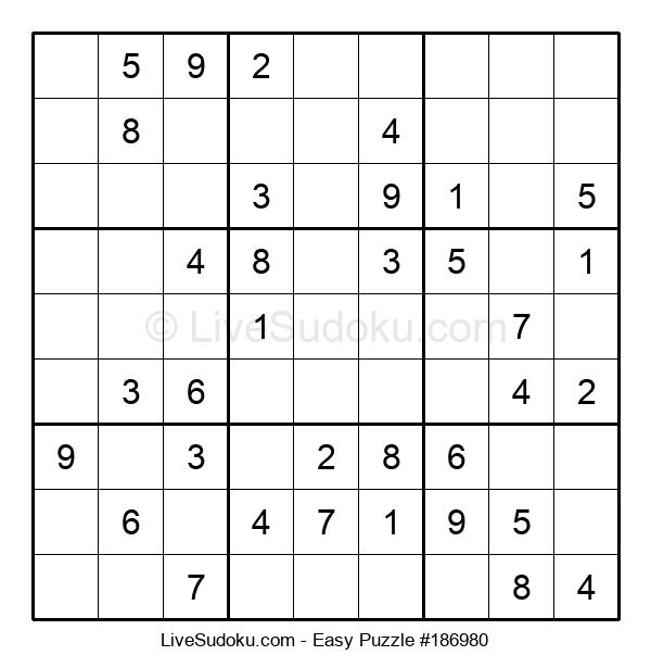 Beginners Puzzle #186980