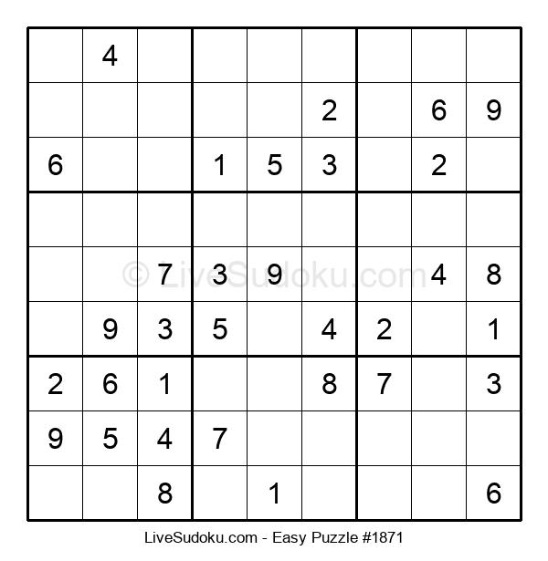 Beginners Puzzle #1871