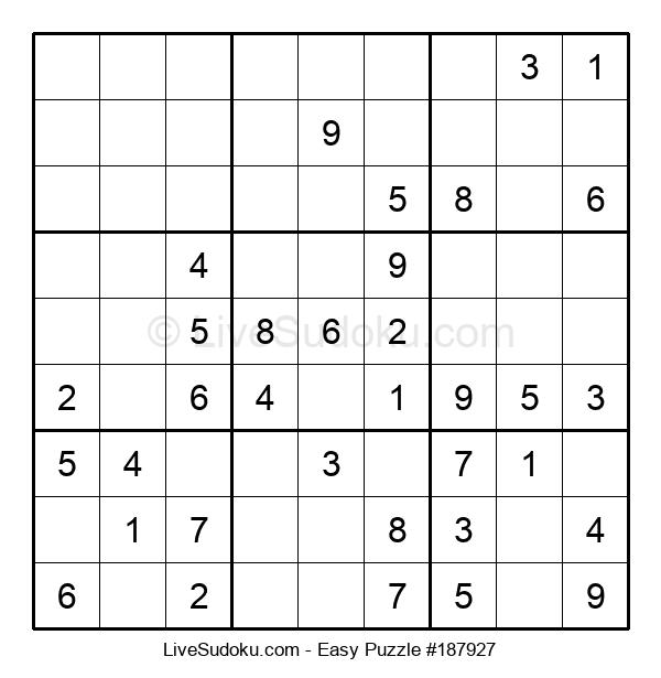 Beginners Puzzle #187927