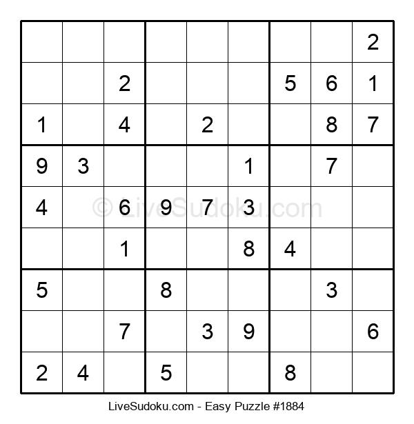 Beginners Puzzle #1884