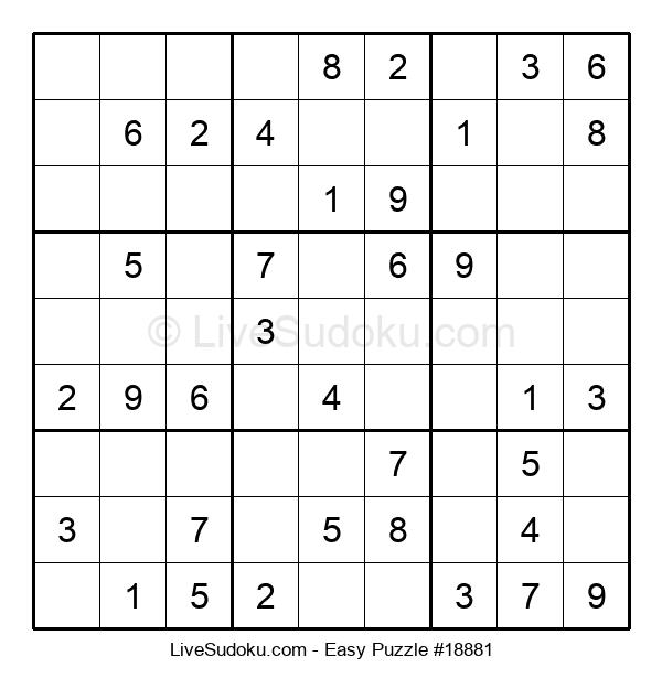 Beginners Puzzle #18881