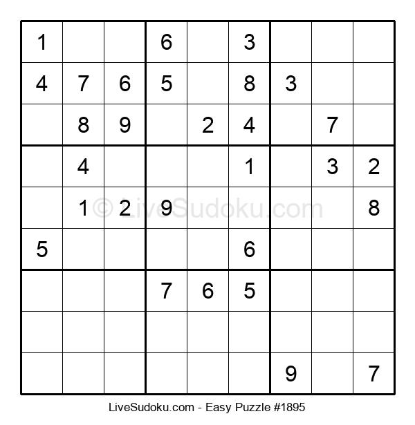 Beginners Puzzle #1895
