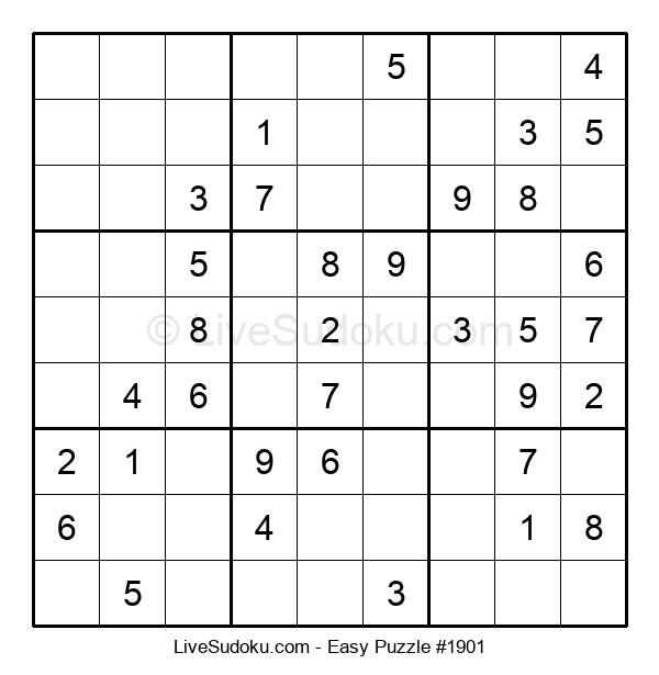 Beginners Puzzle #1901