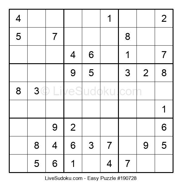 Beginners Puzzle #190728