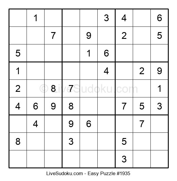 Beginners Puzzle #1935