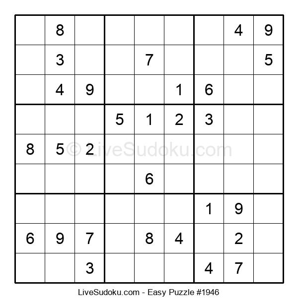 Beginners Puzzle #1946
