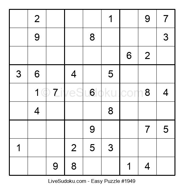 Beginners Puzzle #1949