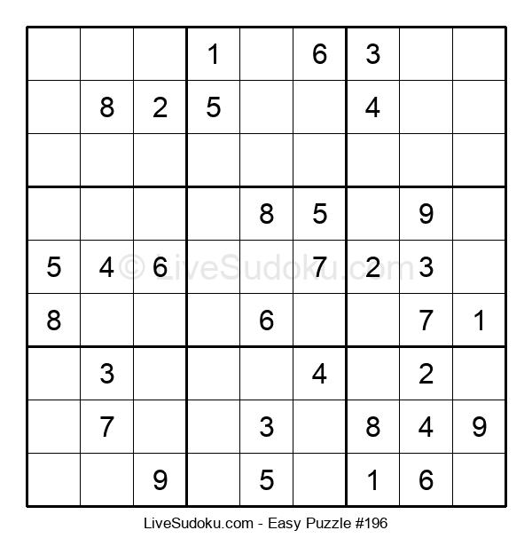 Beginners Puzzle #196