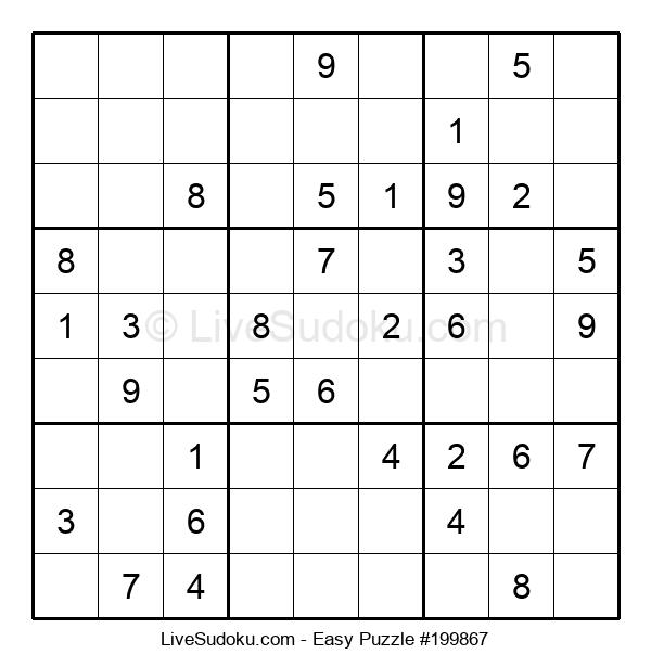 Beginners Puzzle #199867