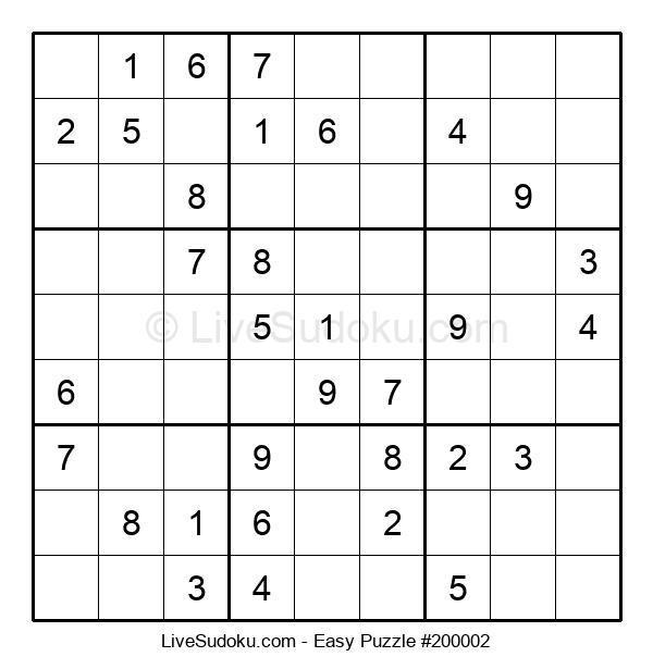 Beginners Puzzle #200002