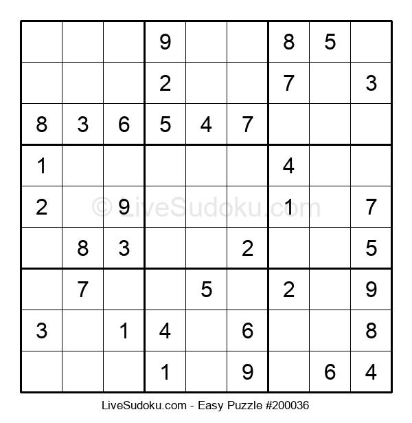 Beginners Puzzle #200036
