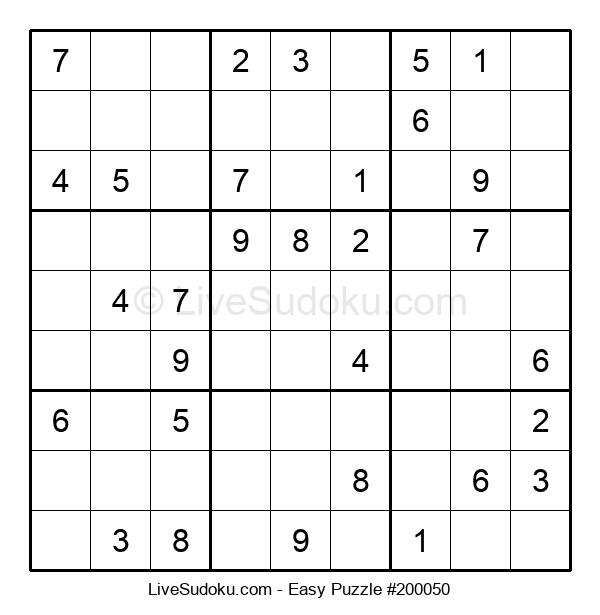 Beginners Puzzle #200050