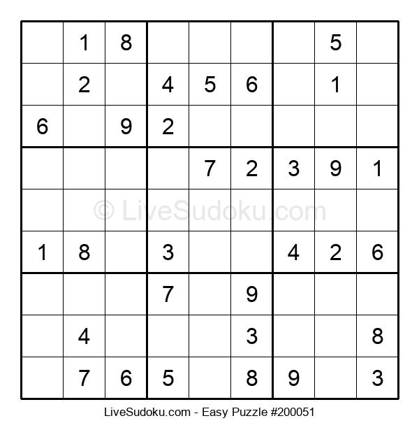 Beginners Puzzle #200051